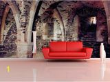 Harry Potter Full Wall Mural Full Wall Murals 3d Of Ancient Castle Colorful Photo Of Gothic Room