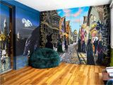 Harry Potter Full Wall Mural Harry Potter Mural