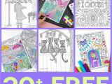 Harry Potter Mandala Coloring Pages Coloring Books Adult Coloring Pages for Kids Stress Relief