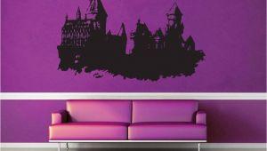 Harry Potter Wall Murals Hogwarts Castle Harry Potter Wall Decal No 1