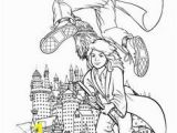 Harry Ron and Hermione Coloring Pages Harry and Ron Harry Potter Coloring Pages