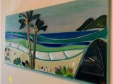 "Hawaiian Beach Wall Murals Hapuna Beach This Hapuna Beach"" Mixed Media Art is Part Of My New"