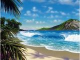 Hawaiian Beach Wall Murals Hawaii Beach Wallpaper