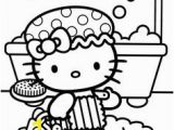 Hawaiian Hello Kitty Coloring Pages 48 Best Queit Book Images