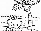 Hawaiian Hello Kitty Coloring Pages top 75 Free Printable Hello Kitty Coloring Pages Line
