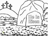 He is Risen Coloring Pages Printable He is Risen Coloring Page Crafting the Word God