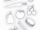 Healthy and Unhealthy Food Coloring Pages Healthy and Unhealthy Foods Worksheet
