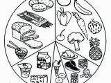 Healthy and Unhealthy Food Coloring Pages Unhealthy Food Coloring Pages at Getcolorings
