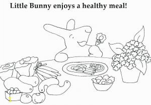 Healthy Foods Coloring Pages Healthy Food Coloring Pages Awesome Healthy Food Coloring Pages New