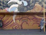 Heart Wall Mural Dc Dok Fest München