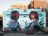 Heart Wall Mural Dc Final Projects