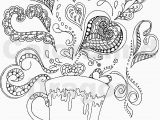 Hearts and butterflies Coloring Pages butterfly Heart Coloring Pages Luxury Kids Coloring Book Pages