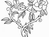 Hearts and Roses Coloring Pages 237 Best Printed Tee Images by Puntomosca On Pinterest