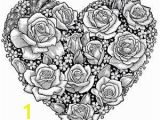 Hearts and Roses Coloring Pages Pagan Coloring Page Pagan Coloring Book Pages
