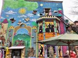 Heinz Field Wall Mural Outside Wall Mural Picture Of Randyland Pittsburgh Tripadvisor