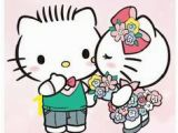 Hello Kitty and Dear Daniel Coloring Pages 342 Best Sanrio Images