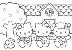 Hello Kitty and Friends Coloring Pages Free Hello Kitty Drawing Pages Download Free Clip Art Free