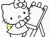 Hello Kitty and Mimmy Coloring Pages Free Printable Hello Kitty Coloring Pages for Kids
