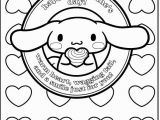 Hello Kitty and My Melody Coloring Pages Pin On Sanrio
