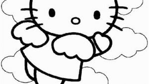 Hello Kitty Angel Coloring Pages Coloring Pages