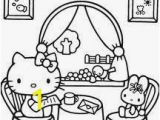 Hello Kitty at the Beach Coloring Pages Hello Kitty for Coloring Part 1