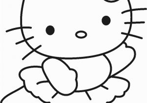 Hello Kitty Baby Coloring Pages Free Printable Hello Kitty Coloring Pages for Kids