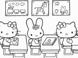 Hello Kitty Back to School Coloring Pages September Coloring Pages Best Coloring Pages for Kids