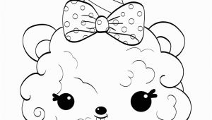 Hello Kitty Basketball Coloring Pages Num Noms Sugar Puffs Coloring Page
