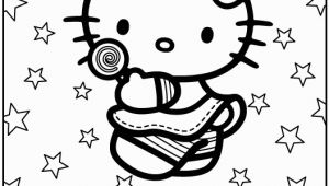 Hello Kitty Cake Coloring Pages Hello Kitty Coloring Pages to Use for the Cake Transfer or