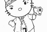 Hello Kitty Car Coloring Pages Hello Kitty 713 by Rec Brownpride Gallery Bp