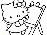 Hello Kitty Cat Coloring Pages Hello Kitty Cat Coloring Pages Free Coloring Library