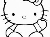 Hello Kitty Cheerleader Coloring Pages Cartoon Character Simple Cartoon Drawing Clip Art Library