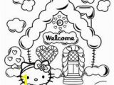 Hello Kitty Christmas Coloring Pages to Print 79 Best Pages to Color with Daughter Images