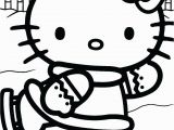 Hello Kitty Christmas Coloring Pages to Print Hello Kitty Christmas Coloring Pages Best Coloring Pages