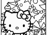 Hello Kitty Christmas Coloring Pages to Print Hello Kitty Christmas Coloring Pages Coloring Home
