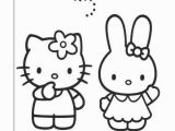 Hello Kitty Coloring Pages Airplane Hallo Kitty Coloring Für Kinder Farbplatte Zeichnen Und Nr