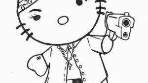Hello Kitty Coloring Pages for Adults Hello Kitty 713 by Rec Brownpride Gallery Bp