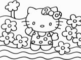 Hello Kitty Coloring Pages Online to Print Hello Kitty Coloring Pages Games