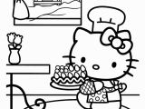 Hello Kitty Cooking Coloring Pages Cook 30 Jobs – Printable Coloring Pages