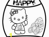 Hello Kitty Easter Egg Coloring Pages 74 Best Hello Kittie Coloring Images On Pinterest