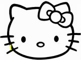 Hello Kitty Face Coloring Pages Hello Kitty Coloring Printables Thinking for Graces First