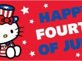 Hello Kitty Fourth Of July Coloring Pages Hello Kitty 4th Of July Pictures