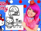 Hello Kitty Fourth Of July Coloring Pages Sanrio Pig Coloring Hello Kitty Wet Wipe Hand Textile Diaper