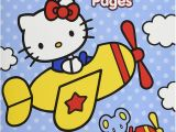 Hello Kitty Get Well soon Coloring Pages Hello Kitty Coloring Book Jumbo 400 Pages Featuring Classic Hello Kitty Characters