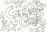 Hello Kitty Graduation Coloring Pages Congratulations for Graduation Coloring Pages with Images