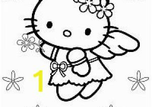 Hello Kitty Gymnastics Coloring Pages 7 Best Projects to Try Images