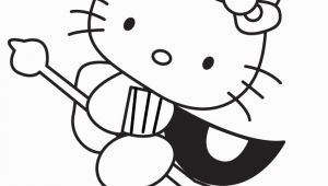 Hello Kitty Happy Halloween Coloring Pages Hello Kitty Printable Coloring
