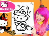 Hello Kitty Happy Halloween Coloring Pages Sanrio Pig Coloring Hello Kitty Wet Wipe Hand Textile Diaper