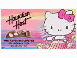 Hello Kitty Hawaii Coloring Pages Hawaiian Host Hello Kitty Milk Chocolate Covered Macadamia