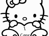 Hello Kitty I Love You Coloring Pages Hello Kitty Ballerina Coloring Pages at Getcolorings